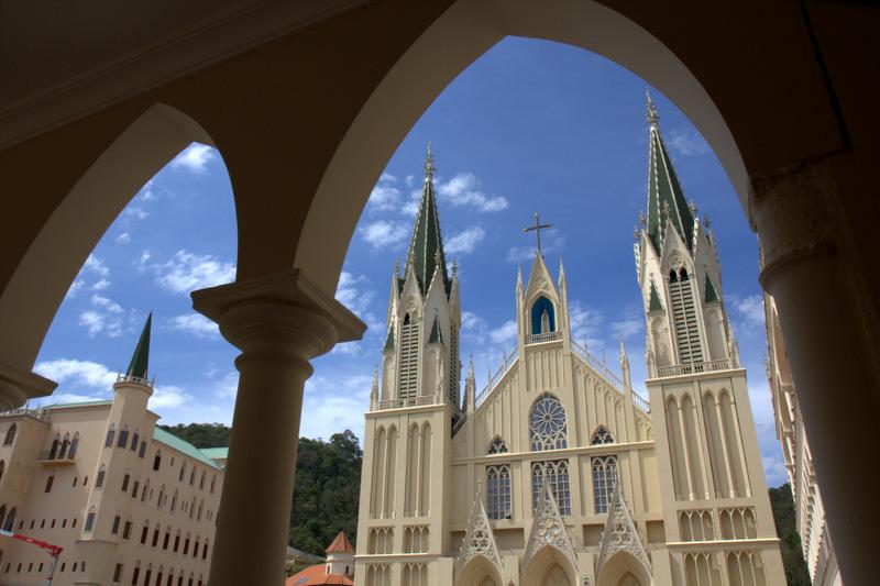 basilica Nuestra Señora del Rosario de Fátima