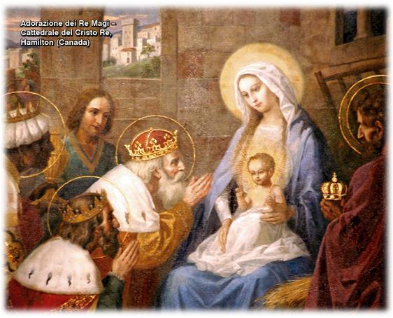 Epifania, Vangelo , Gesù, commento al vangelo, Signore, Mons. João S. Clá
