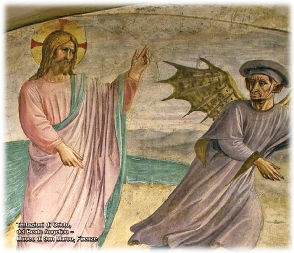 Tentazione di Cristo