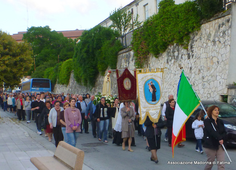 Missione a Sant'Agapito (IS)