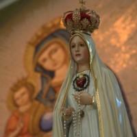 Arrivo a Catanzaro, Madonna Pellegrina