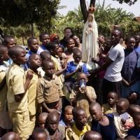 Missione degli Araldi nel cuore dell'Africa