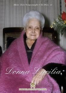 Donna Lucilia, libro