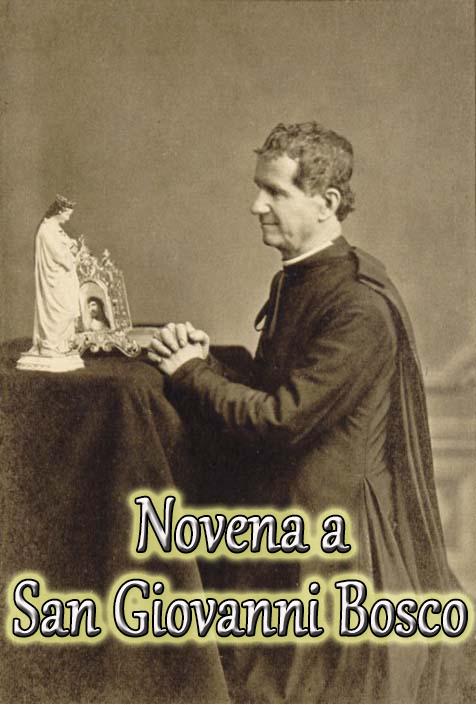 Novena a San Giovanni Bosco