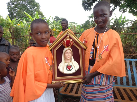 Carissimi fratelli di Rwanda.