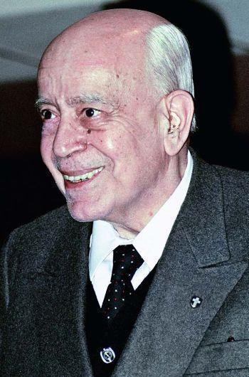 Il Professore Plinio Corrêa de Oliveira negli anni 1980