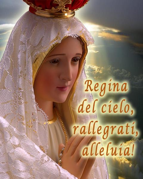 Araldi del Vangelo – Regina Coeli