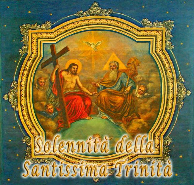 Commento al Vangelo – Solennità della Santissima Trinità