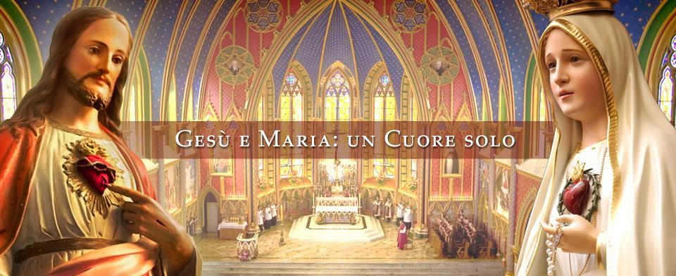 Cuore di Gesù e Maria