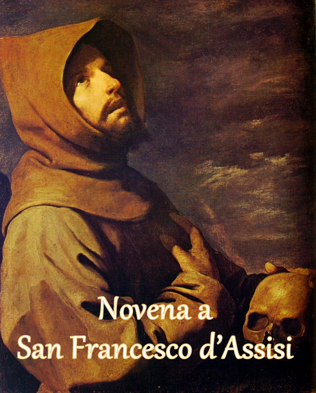 Novena a San Francesco d'Assisi