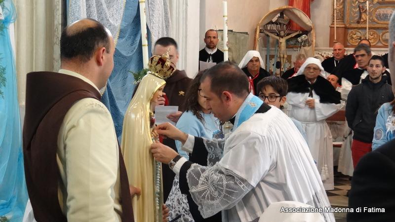 Missione a Nuraminis, Sardegna