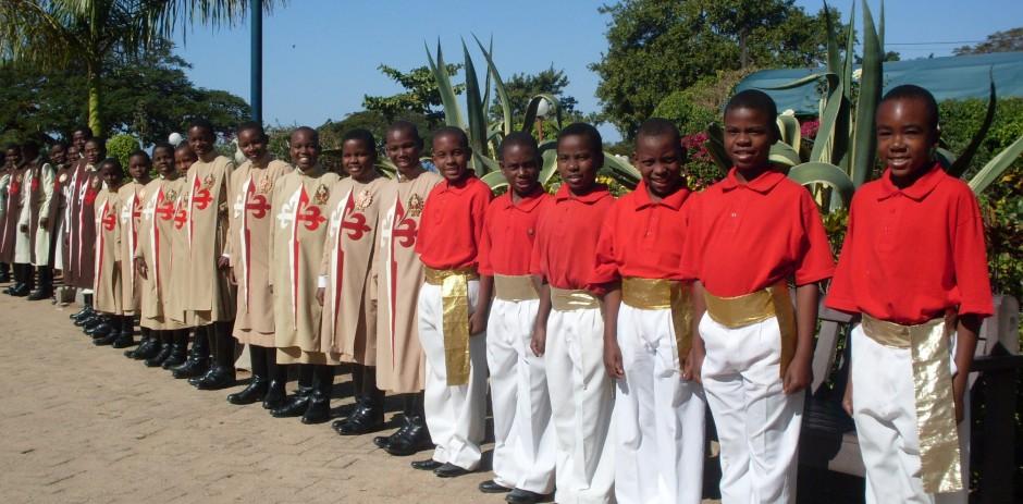 Araldi In Africa