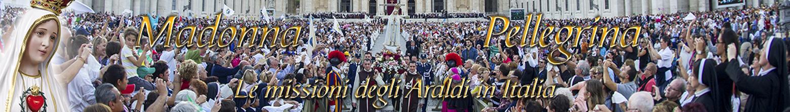 Araldi del Vangelo Italia, missione