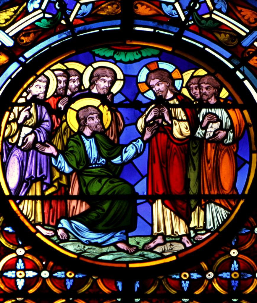 Vita di Gesù – Basilica Paray-le-Monial (Francia)