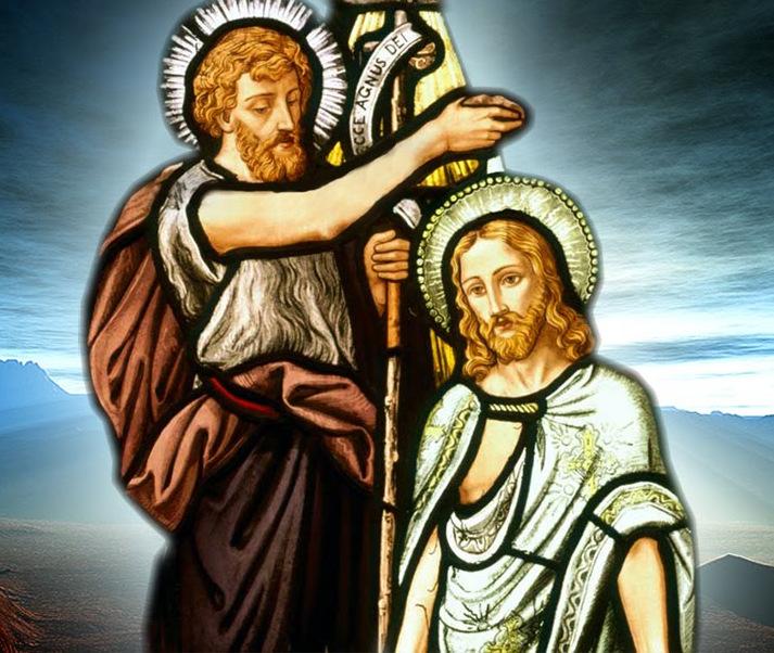 Novena a S. Giovanni Battista si recita dal 16 al 24 di Giugno