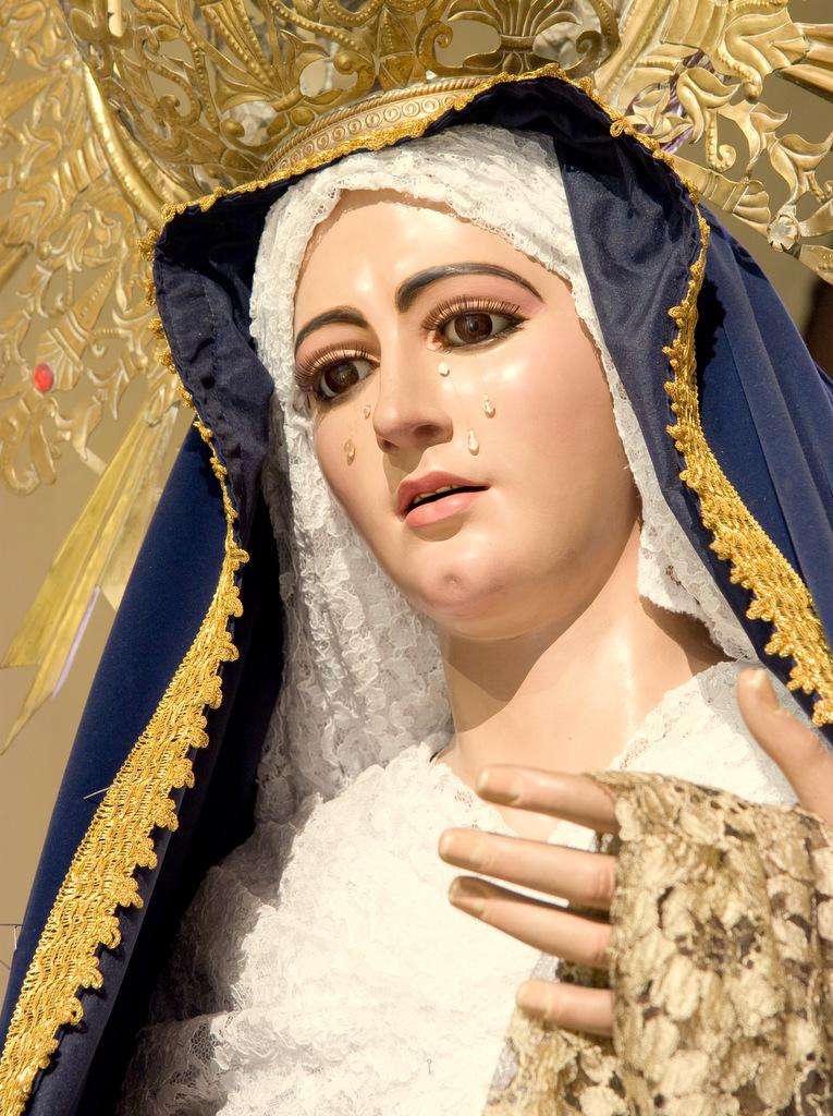 Novena  a Maria Assunta, si recita dal 07 al 15 Agosto.