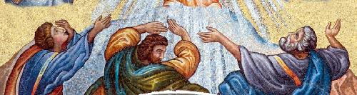 La Trasfigurazione del Signore (dettaglio)