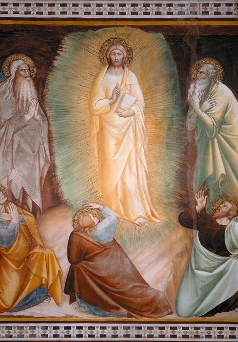 La Trasfigurazione del Signore