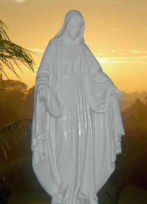 Madonna delle Grazie – Casa degli Araldi del Vangelo, Suzano (Brasile)