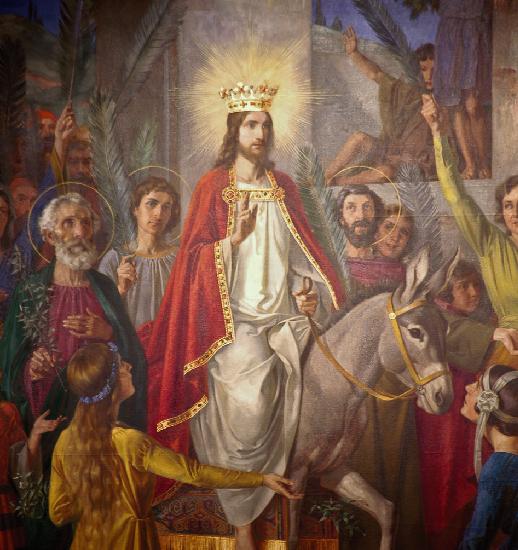 Commento al Vangelo – Domenica delle Palme 'De Passione Domini'