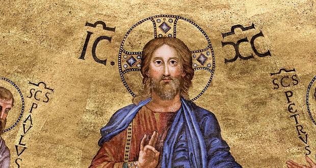 Cristo benedicente - Araldi del Vangelo