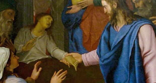 La resurrezione della figlia di Giairo