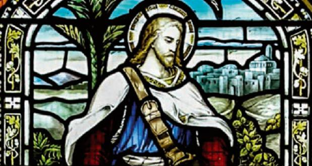 Nostro Signore mentre semina –