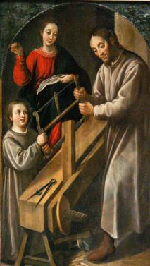 La Famiglia di Nazareth, di