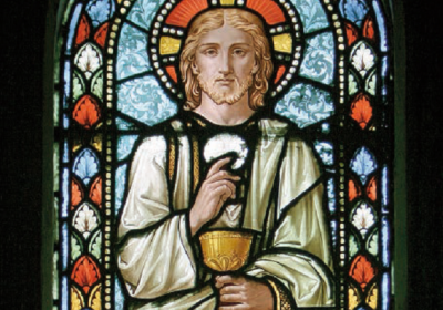 Gesù-Eucaristia
