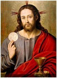 Gesù-Eucaristia.