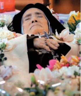 morte da irma Lucia