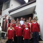 Visita del Padre Bruno a Medellín (2)