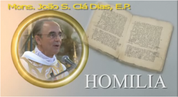 Heraldos en Argentina - Homilias de Mons. Juan S. Clá Diaz, E.P.