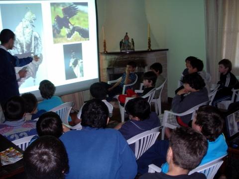 Heraldos en Argentina - Actividades Juveniles