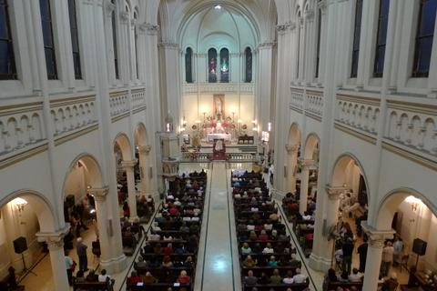PHeraldos en Argentina - Ceremonia del 13 de octubre