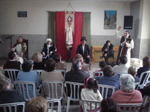 Heraldos en Argentina - Misionando en Uruguay