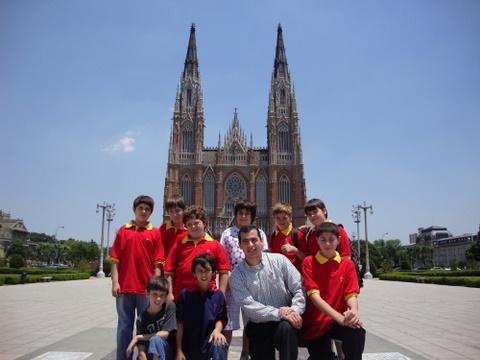 Heraldos del Evangelio  - Paseo a la Plata