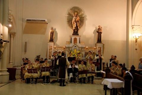 Heraldos en Argentina - Santa Julia
