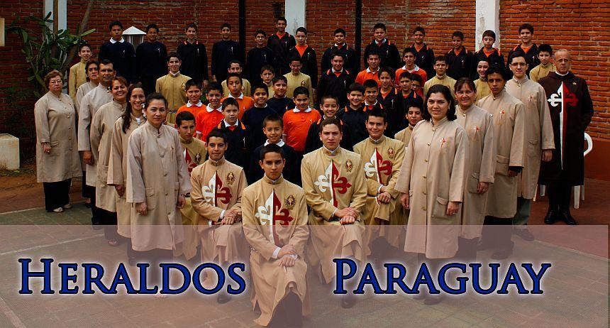 Heraldos en Argentina - Heraldos de Paraguay