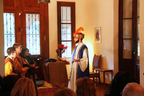 dHeraldos en Argentina - Actividad con Familias