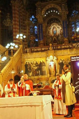 Heraldos en Argentina- María Auxiliadora