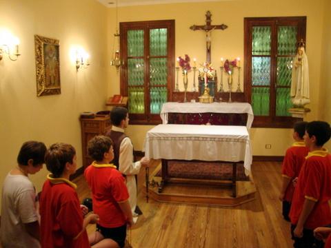 Heraldos del Evangelio - Actividad de Verano