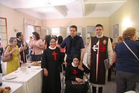 Heraldos en Argentina_ Fiesta de la Beata Josefina Vannini