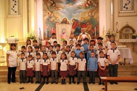 Heraldos en Argentina- Consagración a San José