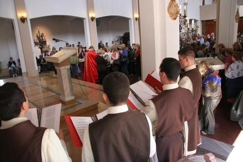 Heraldos en Argentina - Fiesta de San Expedito