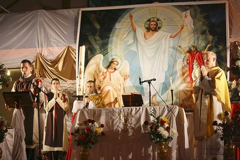 Heraldos - Semana Santa