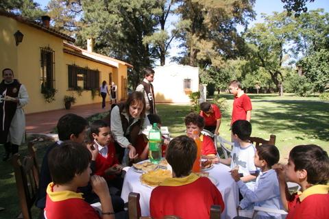 Heraldos en Argentina - Arte Juvenil