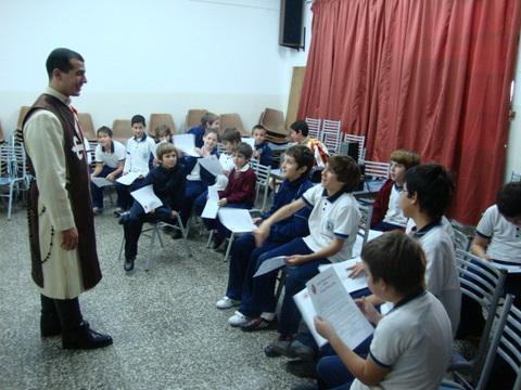 Heraldos del Evangelio - Col. N. Sra. de Fátima
