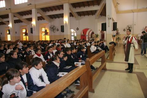 Heraldos en Argentina- Col San Luis Gonzaga