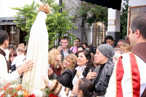 Heraldos en Argentina - P. N. Sra. del Rosario